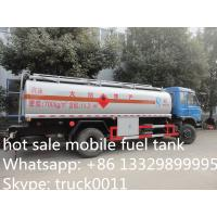 hot sale dongfeng 10,000L fuel tank, mobile fuel truck for sale, Euro  3 competitive price oil truck for sale Manufactures