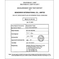 Shenzhen Benedrive Technology Co., Ltd. Certifications