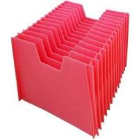 Waterproof Corrugated Plastic Divider Sheets PP Hollow Layer Pad 4mm 5mm 6mm