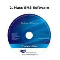Bulk SMS Software System For 8 Ports SMS modem pool Manufactures