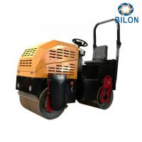 China 3 Ton 13HP Vibratory Road Roller Full Hydraulic Seat Type For Bridges And Culverts on sale