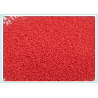 China red dark red speckles for washing powder Manufactures