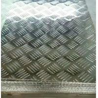 Evaporator Refrigerator Anodized 1060 Patterned Aluminum Sheets Manufactures