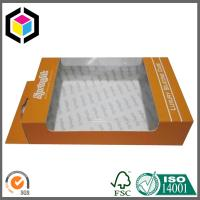 Quality Color Paper Blister Packaging Carton Box; Custom CMYK Color Carton Box for sale