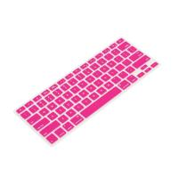 Durable Portable Silicone Keyboard , Pink Roll Out Computer Keyboard Non Toxic Manufactures