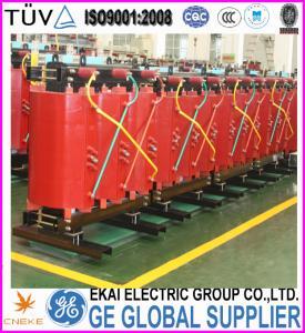 China 500 kva SCB10 insulation dry transformer on sale