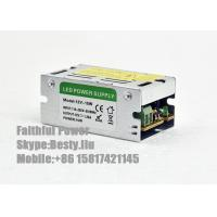 Buy cheap High Efficiency 24v Constant Voltage Led Driver 12v 15w Compact Size from wholesalers