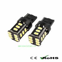 Buy cheap AUTO DC12V Super Bright t20 18smd 5630LED Low Beam Fog Driving Samsung LED Light from wholesalers