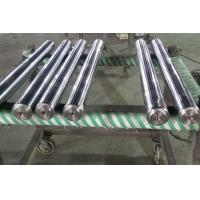 Industry Cold Drawn Steel Bar / Chrome Plated Steel Tube High Precision Manufactures