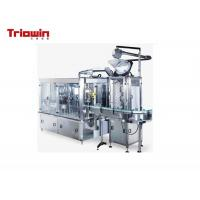High Performance  Glass Bottle Filling Line For Juice Production Plant Electric Driven Manufactures