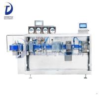 Automatic Plastic Ampoule Bottling Blow Fill Seal Machine Pharmaceutical Oral Liquid Filling Packing Machine Manufactures