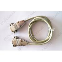 China Male To Male 9P D-SUB Assembled type Signal Cable For Electronic Fax Machine on sale