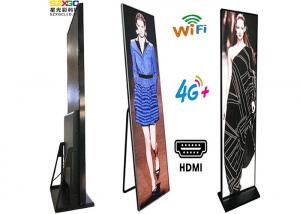 Poster Mirror Small Pixel Pitch 1920Hz P1.75 Led Poster Screen Manufactures