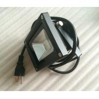 Buy cheap 10W outdoor led floodlight with USA plug from wholesalers