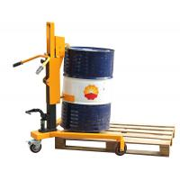 300mm Lifting Height Eagle-gripper Hydraulic Drum Stacker For Hospital, Library Manufactures