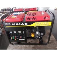 China 12.5KVA AC Three Phase Kohler Gasoline Generator Set With 3000 / 3600rpm Speed on sale