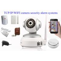 Wireless WiFi IP Camera Alarm System Home Guard Defence Area HD IP Camera Manufactures