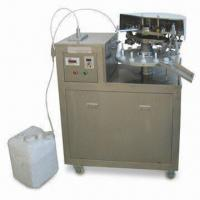 Semi-automatic Filling and Sealing Machine with Automatic Alignment System Manufactures