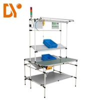 Aluminium Profile Industrial Workstation Table DY401 For Workshop Manufactures