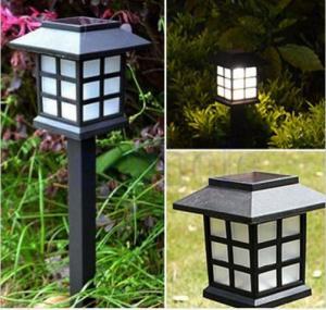 Quality White Color Square Solar Path Lights Super Bright LED Cap Solar Ground Lights for sale
