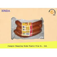 Quality Waterproof Fresh Fruit / Frozen Sea Food Vacuum Bags For Supermarket for sale