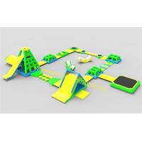 new design water watersports water obstacle course Manufactures
