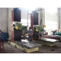 Automatic Steel End Facing Profile Milling Machine With Electrical System Manufactures