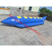 cheap inflatable boat inflatable water banana boat Manufactures