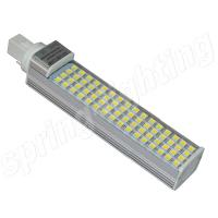 PLC G24 LED lamp 12w 1000lm Warm White / Cool White For Indoor Lighting Manufactures
