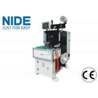 Pump motor high automation stator winding lacing machine , Single working station Manufactures
