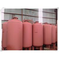 EPDM Rubber Membrane Diaphragm Water Expansion Tank Vertical Orientation Manufactures