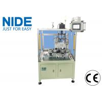 BLDC Motor Inslot Needle Winding Machine with Two Working Station Manufactures