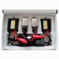 Single Beam Waterproof 35W H3 Xenon HID Conversion Kit for Car Headlights Manufactures