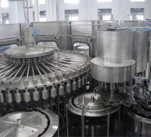 China Small Capacity Hawthorn Juice Juice Filling Machine , Apple Fruit Juice Processing Plant on sale