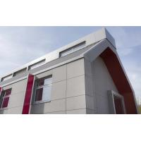 Color Through Exterior Fiber Cement Board External Wall Cladding Ce Approved Manufactures
