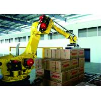 China Beverage Industry Robotic Packaging Machinery , Packaging Robots Higher Level Safety on sale