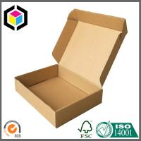 Plain Brown Color Corrugated Cardboard Shipping Box, Mailer Box, Carton Moving Box Manufactures