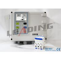 White Smart Booster Pump Control Panel 380V With Pump Last Five Faults Record Displaying Manufactures