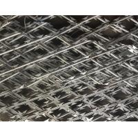 Quality Cheap Galvanized Welded bto22 100mm x 200mm Razor Wire Mesh Protective Fence for sale