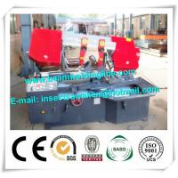 Emi Auto CNC Plasma Metal Cutting Bandsaw Machine Double Housing Manufactures