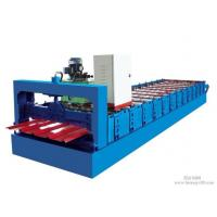 Buy cheap Professional Construction Automatic Roll Forming Machines With ISO9001 Approved from wholesalers