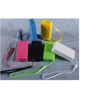 Pocket Portable USB Power Bank 5200mAh For Mobile Phone Manufactures
