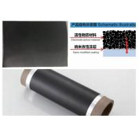 Carbon Coated Capacitor Foil For Lithium Ion Super Capacitor 100 - 8000 Meter Long Manufactures
