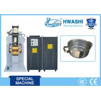 Projection Capacitor Discharge Welder , Cookware Handle Stainless Steel Welder Manufactures