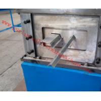 Furring Channel Roof Ceiling Roll Forming Machine for Light Steel C Truss PLC Control Manufactures