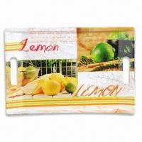 Melamine Serving Tray for Promotional and Gift Purposes, Customized Designs are Accepted Manufactures