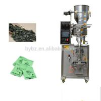 1 3g tea packing machine with filter paper Manufactures