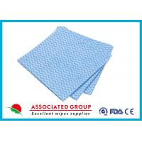 Spunlace Printing Multi Purpose Cleaning Wipes , Bathing Household Cleaning Wipes Manufactures