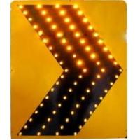 Hydraulic Electronic Traffic Signs Led Traffic Warning Lights Message Board Manufactures