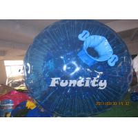 Best 0.8mm PVC Colorful Inflatable Zorb Ball for Kids and Adults Manufactures